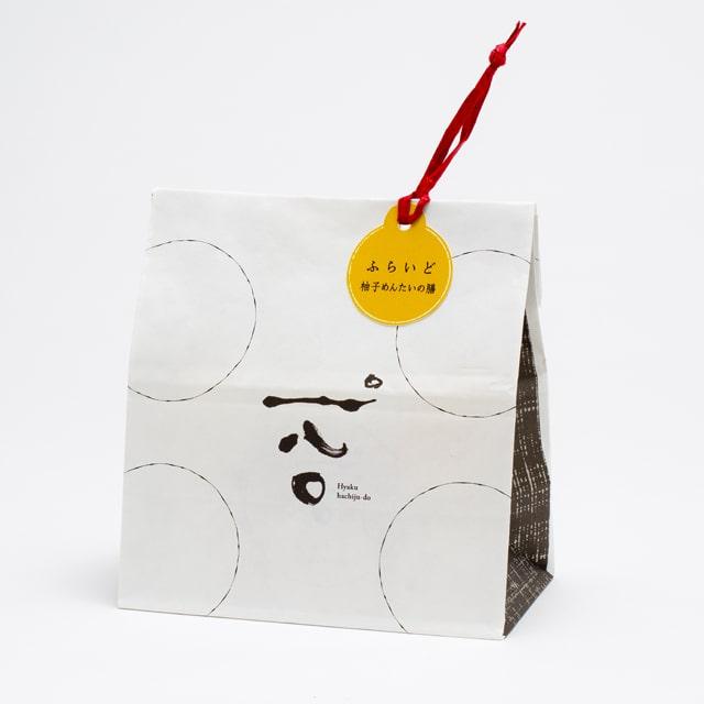 ふらいど 柚子めんたいの膳(8枚)